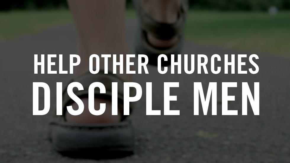 help-churches-disciple-men